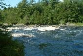 The Mattawamkeag River